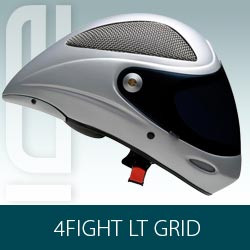 Capacete Icaro 4Fight Grid LT (long tail) Integral