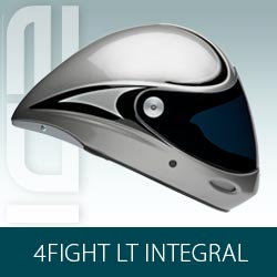 Capacete Icaro 4Fight LT (long tail) Integral