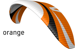 Parapente Cayenne5 Orange