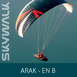 Parapente Skywalk Arak  - EN B