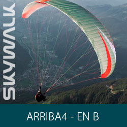 Parapente Skywalk ARRIBA4 - EN-B