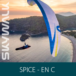 Parapente Skywalk SPICE - EN C