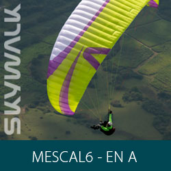 Parapente Skywalk MESCAL6 - EN A