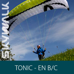 Parapente Skywalk Tonic - EN B/C
